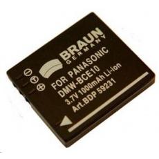 Braun Akumulátor Panasonic BCE10 (Pan.BCE10/S008 - 3,7 V/1000 mAh)