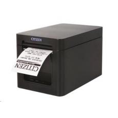 Citizen pokladní Termo tiskárna CT-E651 řezačka, USB, Black