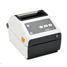 Zebra DT Healthcare tiskárna etiket ZD420d, 300 dpi, USB, USB Host, Modular Connectivity Slot, LAN
