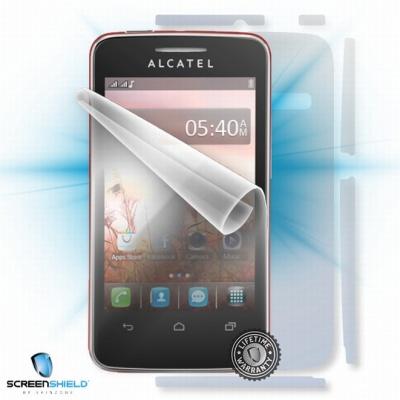 ScreenShield fólie na celé tělo pro Alcatel One Touch 3040D Tribe