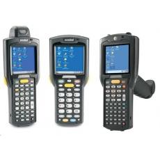 Motorola/Zebra Terminál MC3200WLAN, BT, cihla, 1D, 28 key, 2X, Windows CE7, 512/2G, prohlížeč