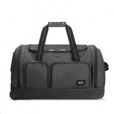 Solo NY Leroy cestovní taška na kolečkách, šedá