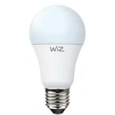 WIZ LED Žárovka SMART WiFi A60 E27 WiZ60 DW F Bílá 806lm 4000K 9W (WZE20026041)