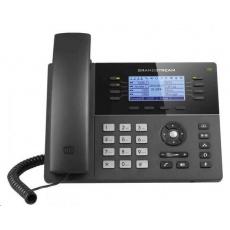 Grandstream GXP1782 [VoIP telefon - 4x SIP účet, HD audio, 4 prog.tl.+8 předvoleb, 1xLAN 1000Mbps, PoE]