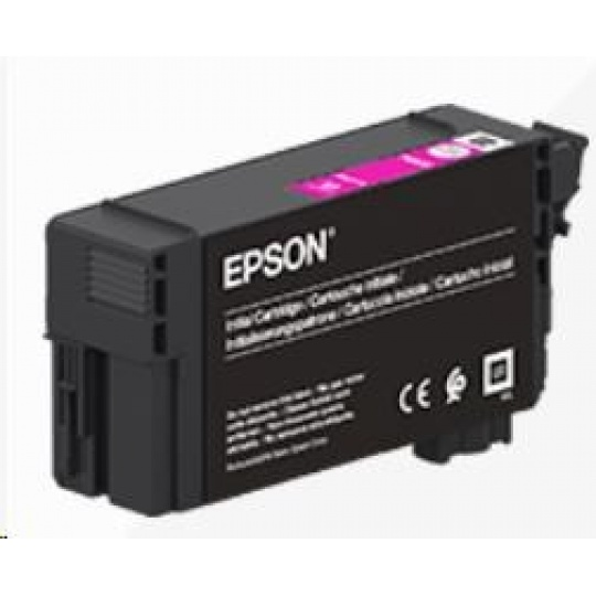EPSON ink bar Singlepack UltraChrome XD2 Magenta T40D340(50ml)