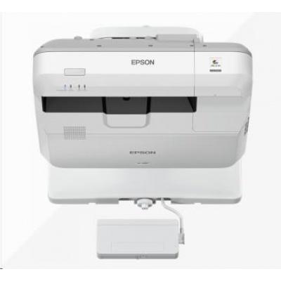 EPSON projektor EB-710Ui - 1920x1200, 4000ANSI, HDMI, VGA, LAN,30000h ECO životnost lampy, interaktivní