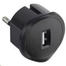 Legrand - ADAPT-USB DO ZÁS. ČIERNA