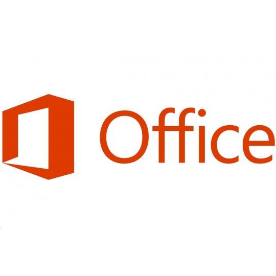 Office Mac Standard 2019 OLP NL Gov