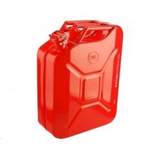 Extol Premium kanystr ocelový na benzín, 20l 8863200