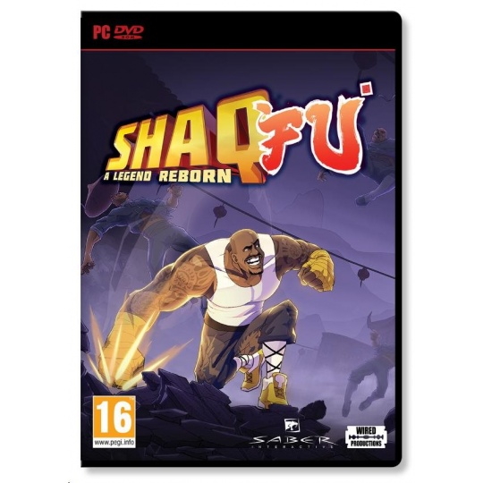PC hra Shaq Fu - A Legend Reborn