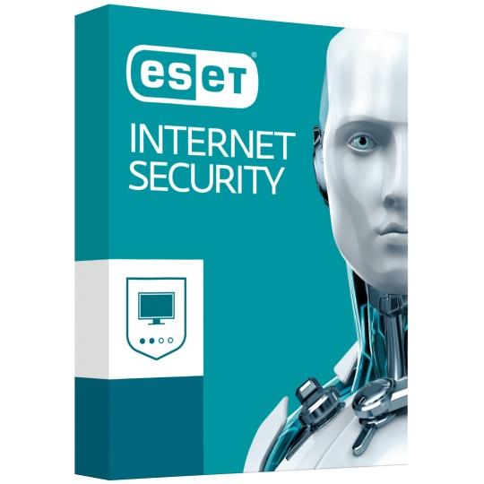 ESET INTERNET SECURITY (WIN) PRO 2 POČÍTAČE (elektronická licence)