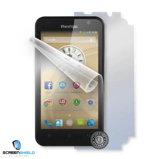 ScreenShield fólie na celé tělo pro Prestigio MultiPhone PSP 3450 DUO