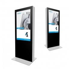 """Digitální oboustranný stojan pro panel - Digital Double Sided Totem 65"""""""