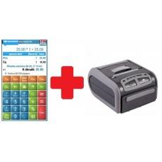 EET-POS plná verze + odolná tiskárna DATECS DDP-250