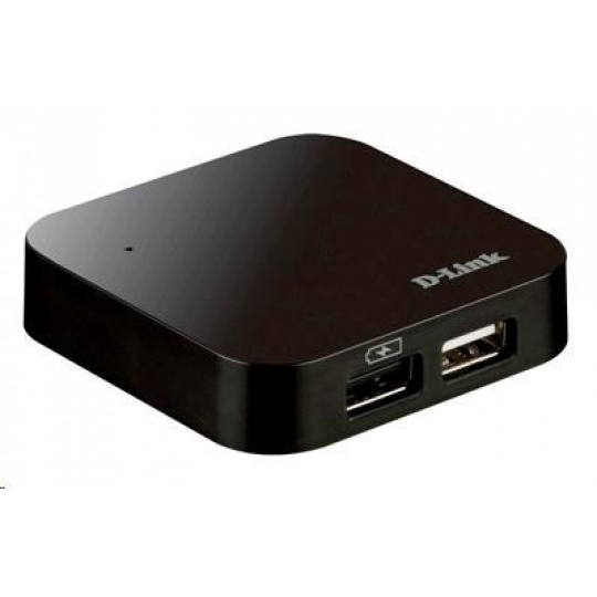 D-Link DUB-H4 4-Port Hi-speed USB 2.0 Hub
