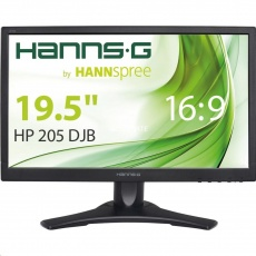 """HANNspree MT LCD HP205DJB 19,5"""" 1600x900, 16:9, 250cd/m2, 1000:1 / 50M:1, 5ms"""