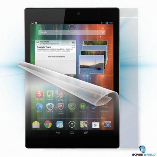 ScreenShield fólie na celé tělo pro Prestigio Multipad PMP 7079D 3G
