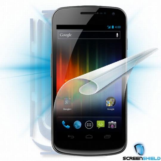 ScreenShield fólie na celé tělo pro Samsung Galaxy Nexus (i9250)