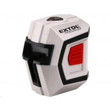 Extol Premium laser liniový, křížový samonivelační 8823301