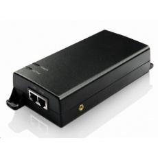 MaxLink PI60v2 PoE injektor - 802.3af/at/bt, 55V, 1.1A, 60W, 1Gbit, napájecí kabel