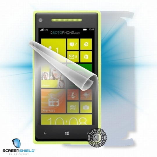 ScreenShield fólie na celé tělo pro Nokia Lumia 630
