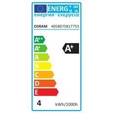 OSRAM LEDinestra 3,5W 827 S14d FR 260lm 2700K (CRI 80) 15000h A+ (Krabička 1ks)