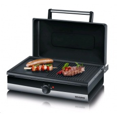 "SEVERIN PG 2368 barbecue gril ""SMART-LINE"" s poklopem"