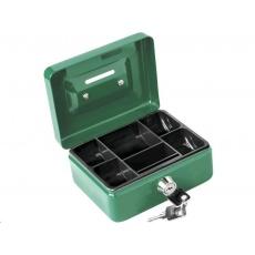 Extol Craft schránka na peníze přenosná, 125×95×55mm 99008