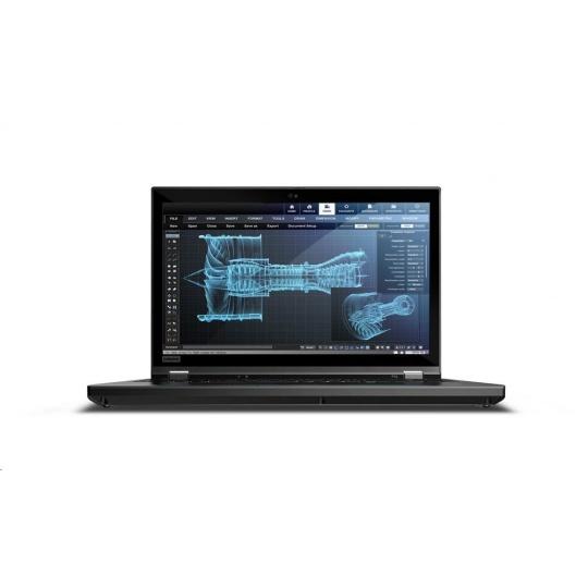 "LENOVO ThinkPad/Workstation P53 - i7-9750H,15.6"" FHD IPS mat,16GB,1TSSD,nvd T2000 4G,ThB,HDMI,cam,W10P,3r onsite"