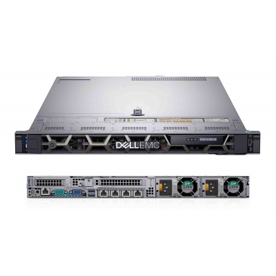 "DELL PowerEdge R640 8x2.5"" HotPlug/Silver 4208/32GB/2x1.2TB/Rails/I350 QP/H730P/iDRAC9 En./2x750W/3Y PrSpt"