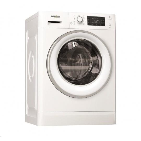 Whirlpool FWSD71283WS EU Pračka s předním plněním