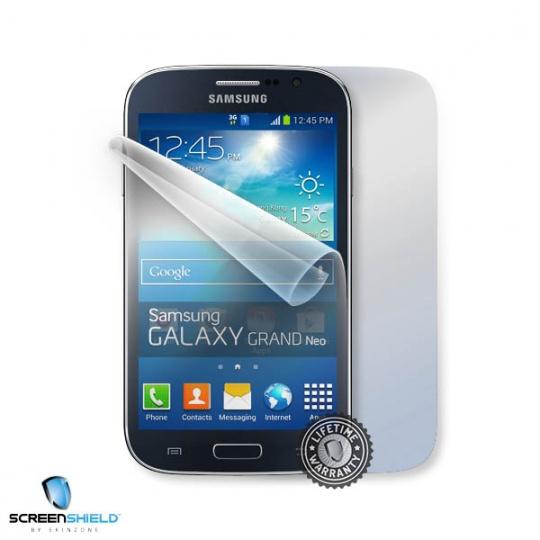 ScreenShield fólie na celé tělo pro Samsung Galaxy Grand Neo Plus (i9060I)