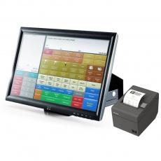 "LYNX Pokladní systém 15"" odolný s Conto Basic Windows 10"