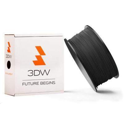3DW ARMOR - PLA filament, průměr 1,75mm, 1kg, černá