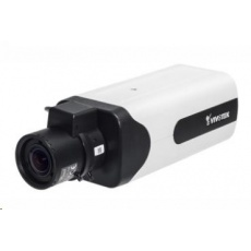 Vivotek IP9171-HP, 3Mpix,až 30sn/s H.265, obj. P-Iris 2.8-8 mm (114-51°), Remote BF, DI/DO, Gbit ethernet, PoE, IR-Cut