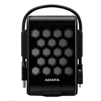 "ADATA  Externí HDD 1TB 2,5"" USB 3.0, DashDrive™ Durable HD720, G-sensor, černý, (gumový, vodě/nárazu odolný)"
