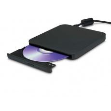 HITACHI LG - externí mechanika DVD-W/CD-RW/DVD±R/±RW/RAM/M-DISC GP90NB70, Ultra Slim, Black, box+SW
