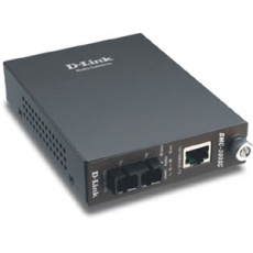 D-Link 10/100 to 100BaseFX (SC) Multimode Media Converter, do 2 km