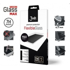 3mk hybridní sklo FlexibleGlass Max pro Apple iPhone 6, 6s, zlatá