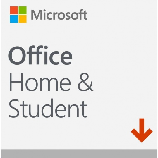 Microsoft Office Home and Student  2019  (pro domácnosti) ESD