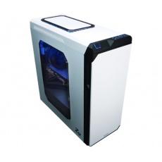 ZALMAN Z9 NEO, skříň ATX bez zdroje, bílá