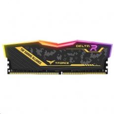 DIMM DDR4 16GB 2933MHz, CL16, (KIT 2x8GB), T-FORCE DELTA TUF Gaming RGB DDR4