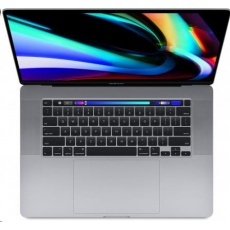 Apple MacBook Pro 16 Touch Bar/6-core i7 2.6GHz/16GB/512GB SSD/Radeon Pro 5300M w 4GB - Sp.Grey - SK KB