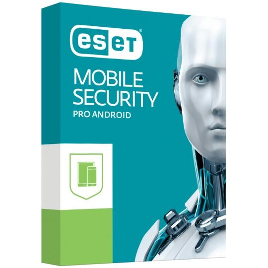 ESET Mobile Security (Android) 1 zařízení nová licence