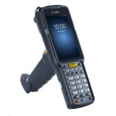 Zebra Terminál MC3300 WLAN, BT, GUN, 2D, 38 KEY, 2X, ADR, 2/16GB, ROW, Android