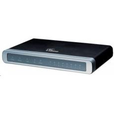 Grandstream Analog Gateways GXW4108 [8xFXO pro připojení linky PSTN, LAN, WAN - bridge only]