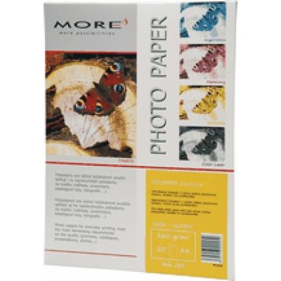 ARMOR Fotopapír MORE Exclusive 260g/m2; glossy, 20 listů, A4