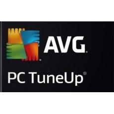 _Nová Licence AVG PC TuneUp ZAKL. EDICE 4 lic. (36 měs.) SN Email ESD