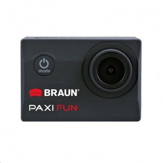 Braun Paxi FUN sportovní minikamera