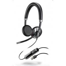PLANTRONICS náhlavní souprava BLACKWIRE C725-M, USB, stereo